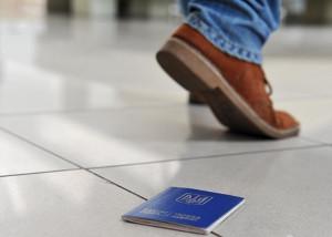 мошенники взяли кредит на мой паспорт