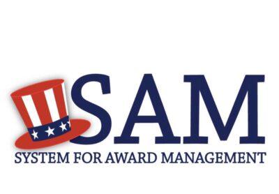 SAM System Award Management
